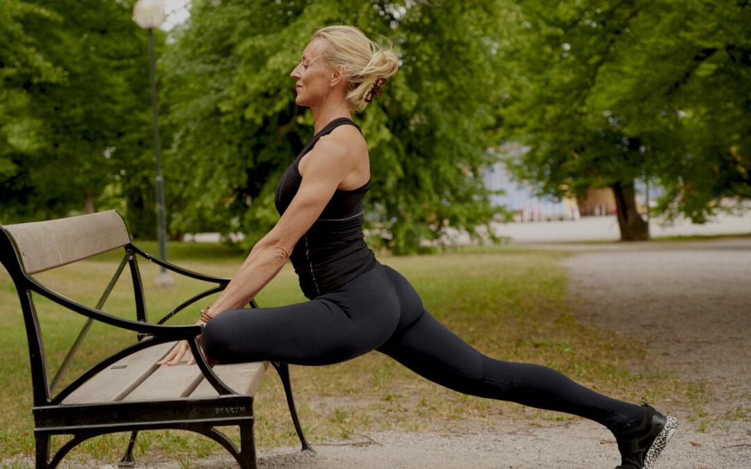 Motion kan gynna tarmfloran!