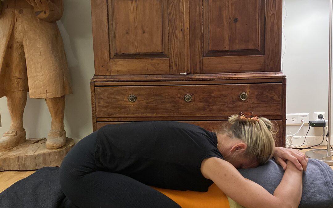 Förbättra din andning – andas med ryggen!