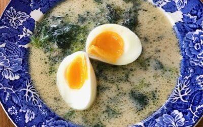 Idag firas Nässlans dag – recept på soppa!
